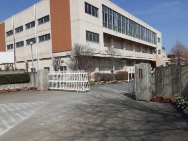 中学校 妻沼東中学校