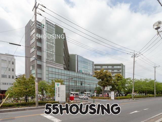 病院 医療法人埼友会埼友草加病院 徒歩34分。