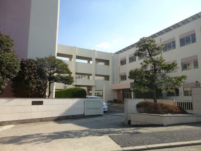 中学校 名古屋市立中学校 平針中学校 愛知県名古屋市天白区中平4丁目701