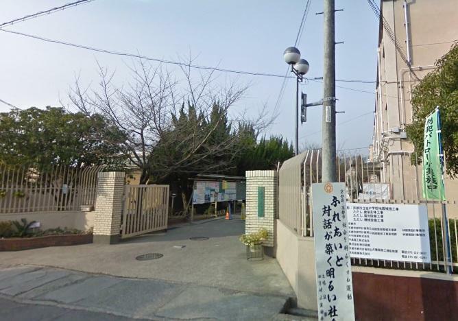 中学校 京都市立桂中学校