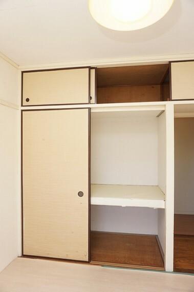 収納 各居室に収納ございます