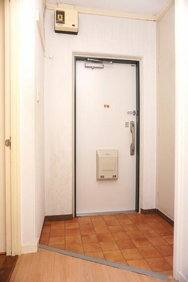 玄関 玄関スペース