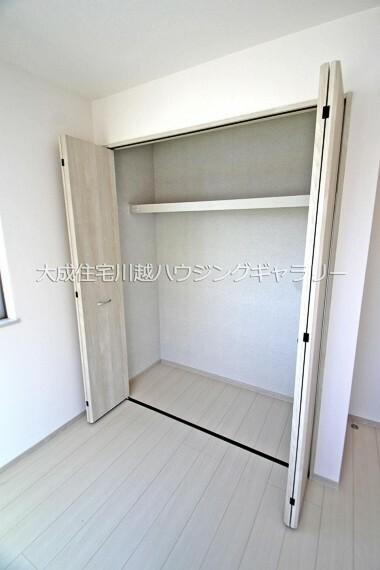 収納 全居室に収納スペースございます。 1号棟:現地写真2021.10.11撮影