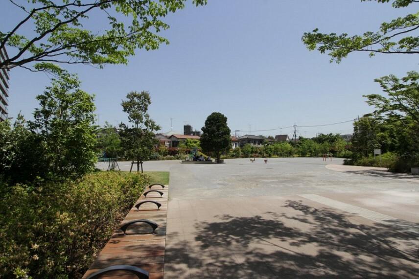 公園 【公園】志木の杜公園まで620m