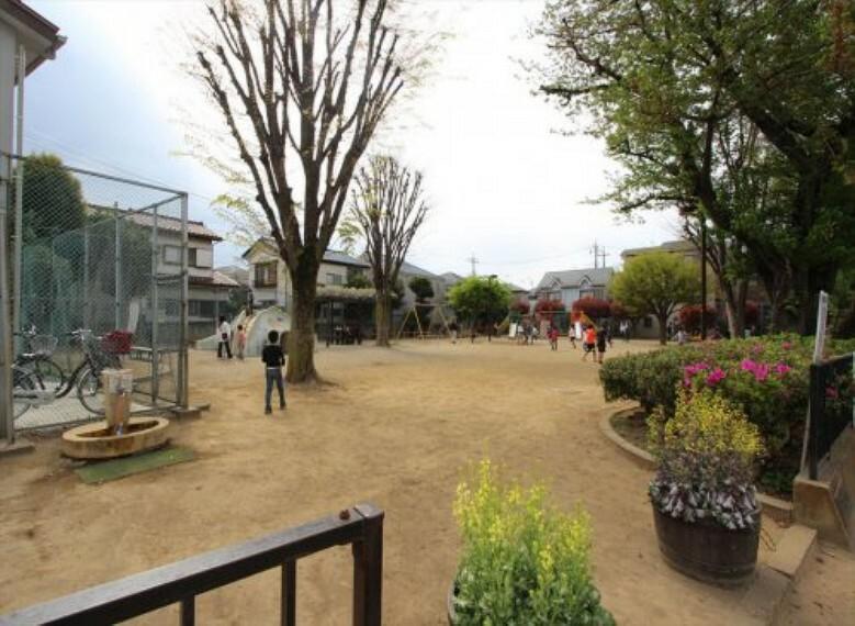 公園 【公園】北松原公園まで590m