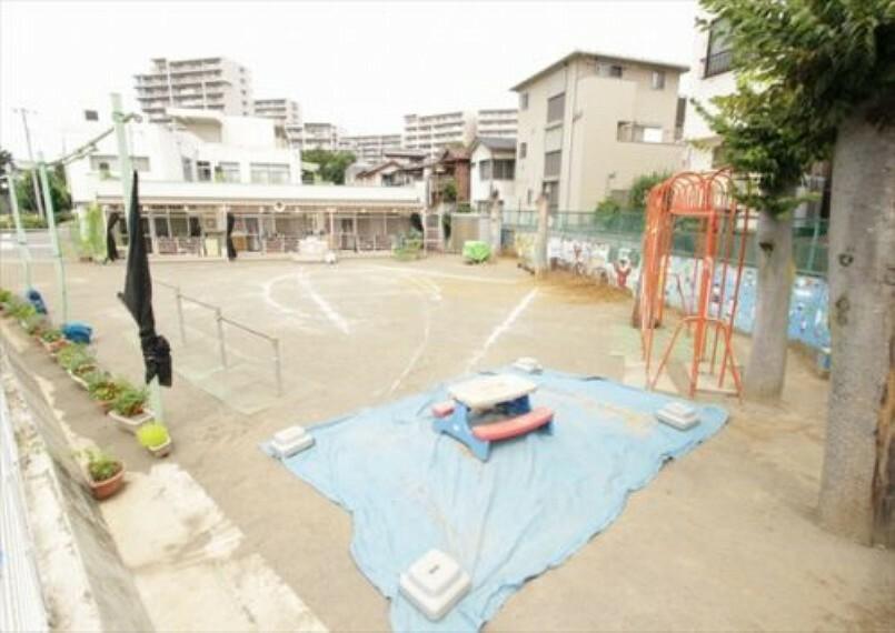 幼稚園・保育園 【保育園】富士見市立第六保育所まで440m