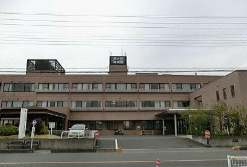病院 【総合病院】霞ヶ関南病院まで425m