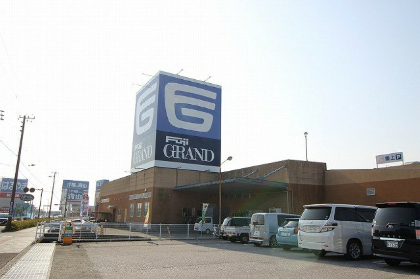 ショッピングセンター 【ショッピングセンター】フジグラン 野市まで1039m