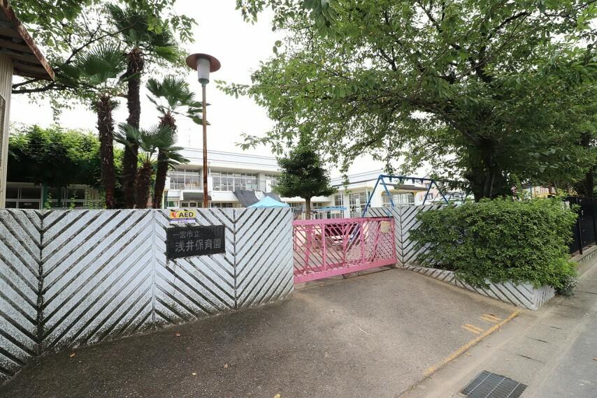 幼稚園・保育園 浅井保育園