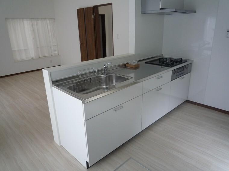 キッチン 2021.8月撮影