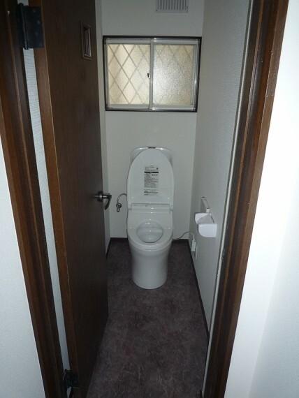 トイレ 1階トイレ 2021.8月撮影