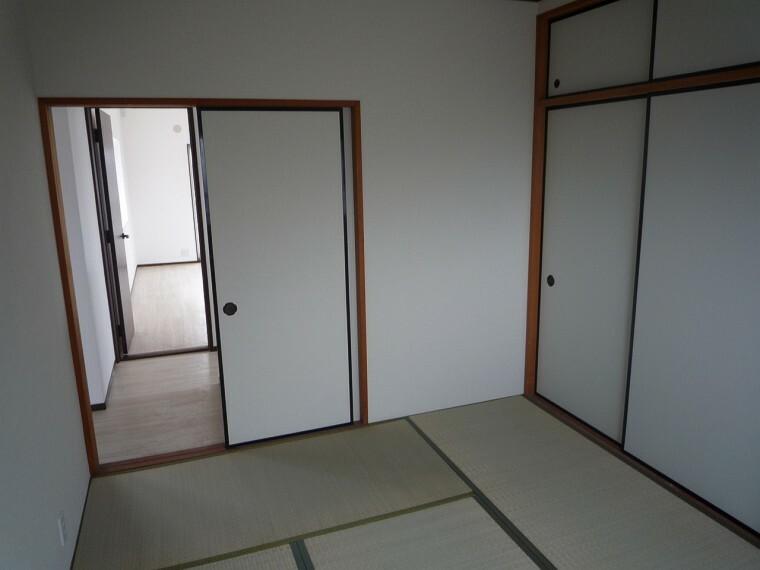 和室 2階和室(6帖) 2021.8月撮影