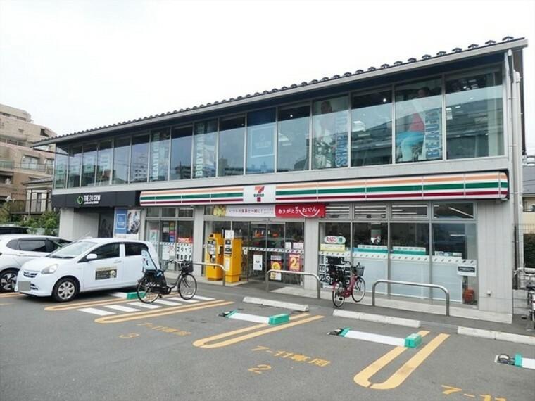 コンビニ セブン-イレブン東村山栄町1丁目東店