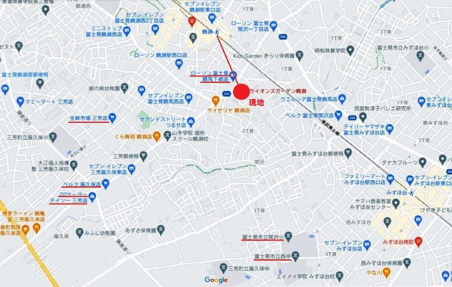 東武東上線「鶴瀬」駅徒歩7分! 副都心線・有楽町線の乗り入れもあり都心に一直線!通勤通学に便利です。