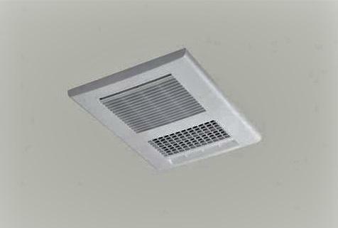 冷暖房・空調設備 新品に交換 浴室乾燥機付き