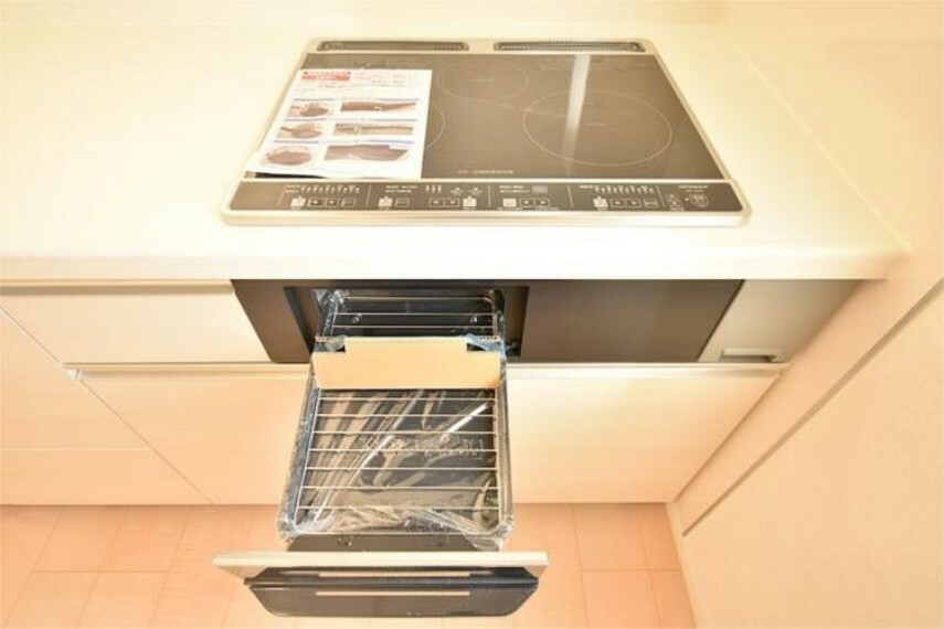 キッチン 【施工例】IHコンロ