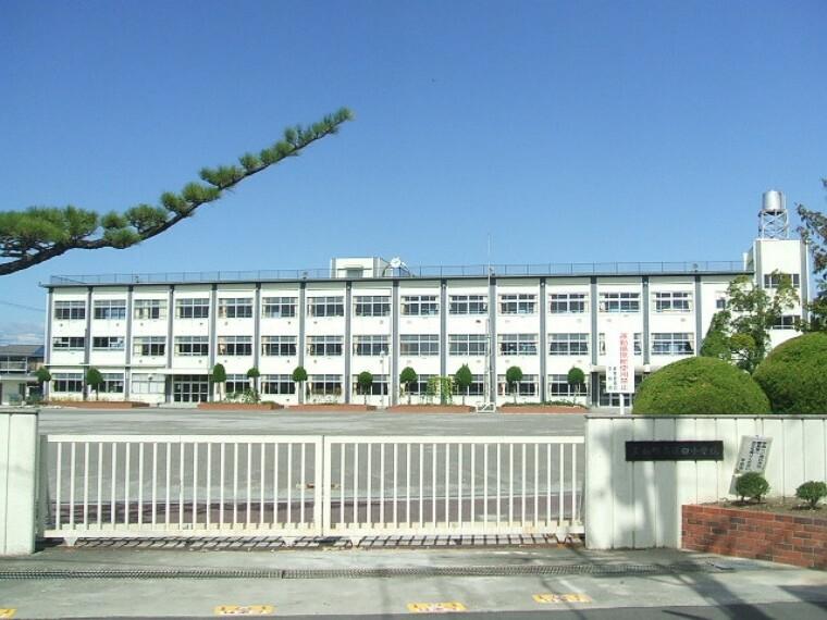 小学校 あま市立篠田小学校