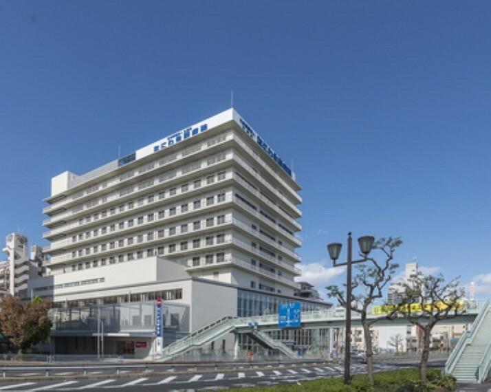 病院 【総合病院】なにわ生野病院まで1054m
