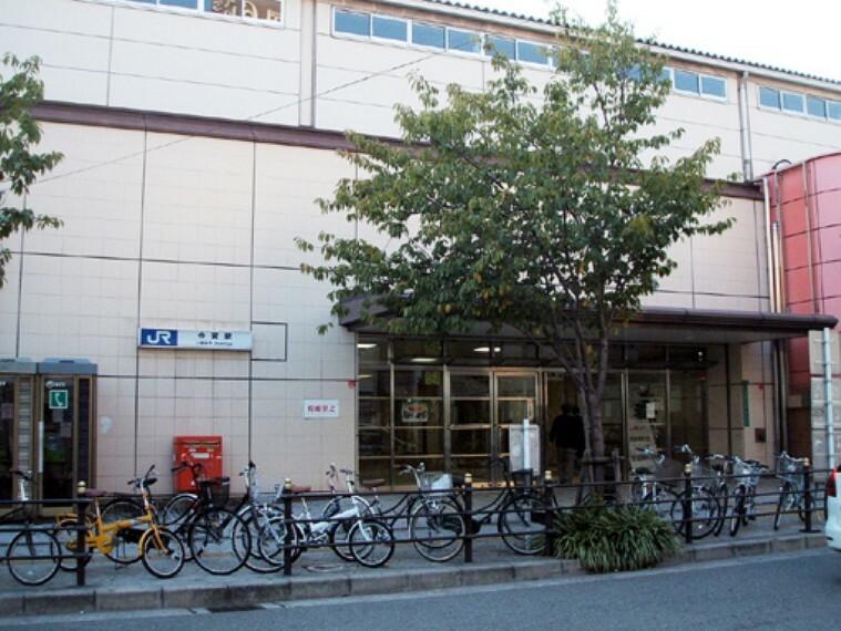 【駅】今宮駅/大阪環状線まで677m
