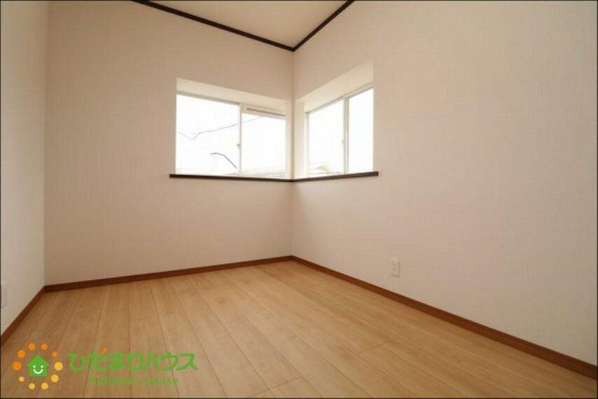 子供部屋 2階には洋室を3部屋ご用意しております