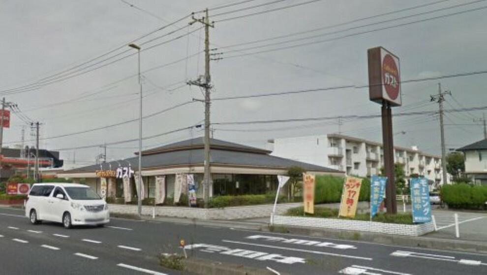 【ファミリーレストラン】ガスト 栗橋店まで337m