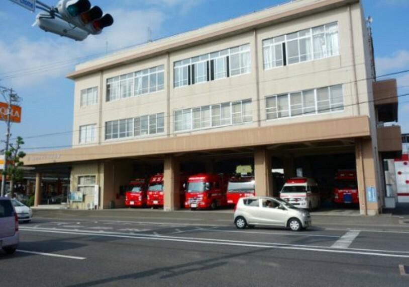 【消防署】千代田消防署まで674m