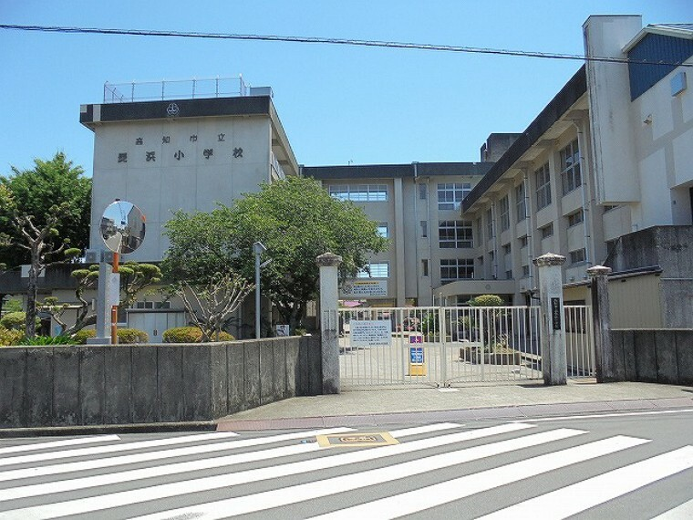 小学校 【小学校】長浜小学校まで400m
