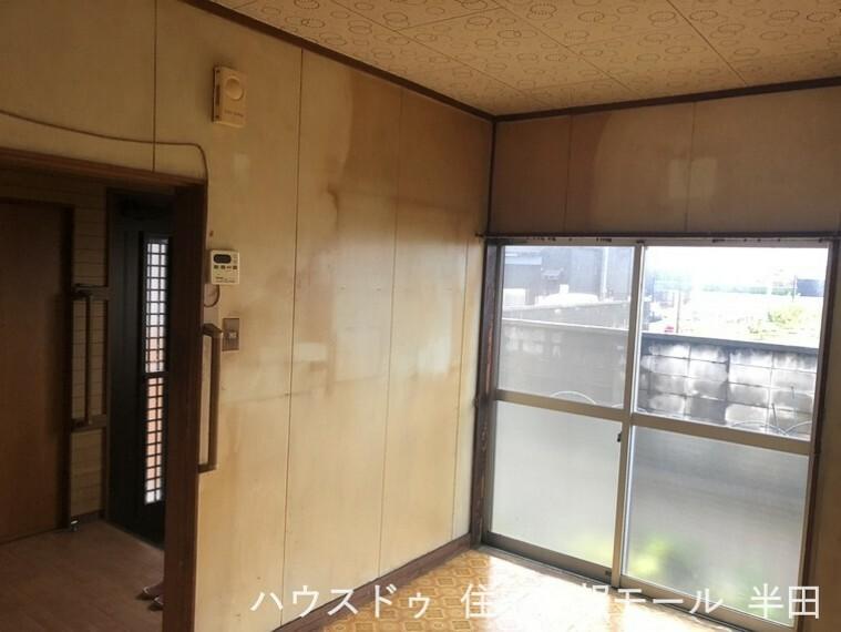 ダイニング 7.5帖ダイニングキッチン 大きな窓から光がたっぷり注ぎます!