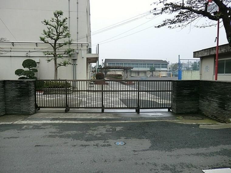 小学校 横浜市立中丸小学校