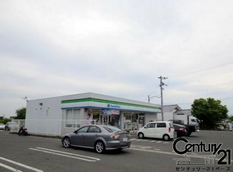 コンビニ ファミリーマート広陵町平尾店