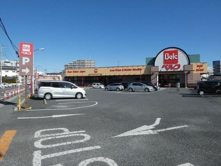 スーパー ベルク 東田町店