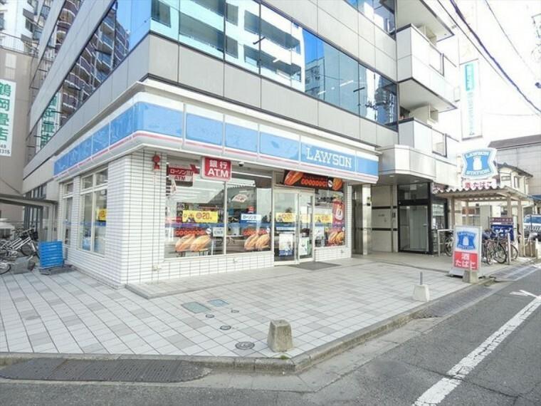 コンビニ ローソン 川越脇田本町店