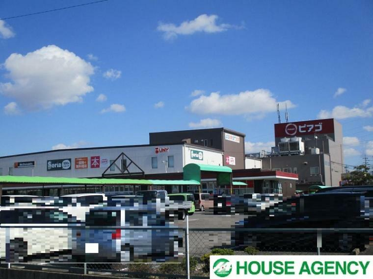 スーパー ピアゴ八剱店 営業時間:9時~21時 スーパーだけでなく専門店やフードコートもあり、ご家族でお出かけできます!