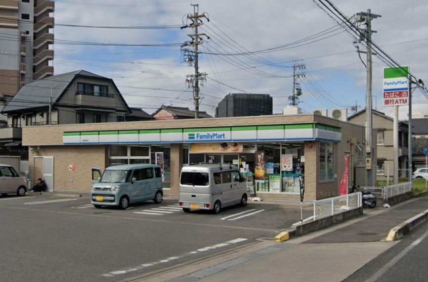 コンビニ ファミリーマート 緑境松店 愛知県名古屋市緑区境松一丁目510番地
