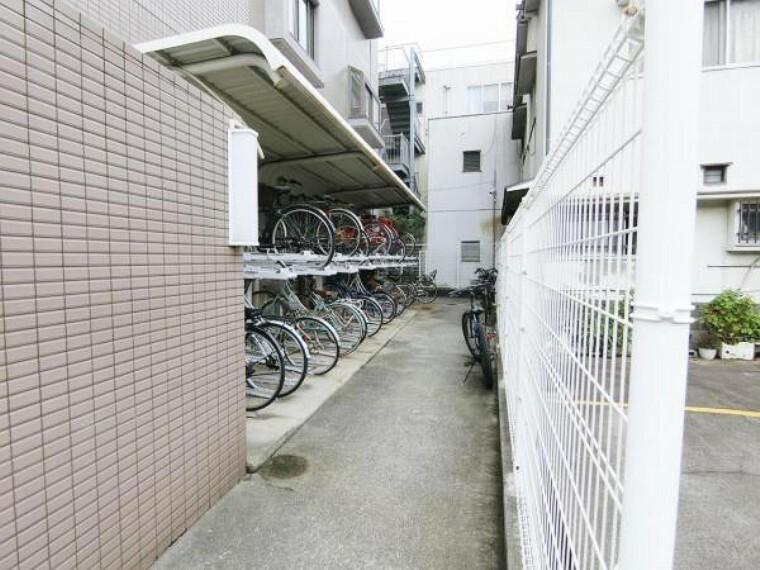 現況写真 駐輪場