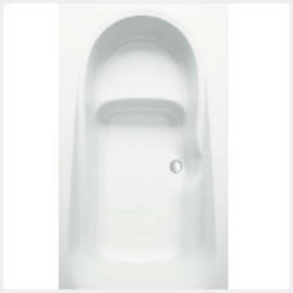 浴室 半身浴もできるベンチスペースが省エネできるエコ浴槽。