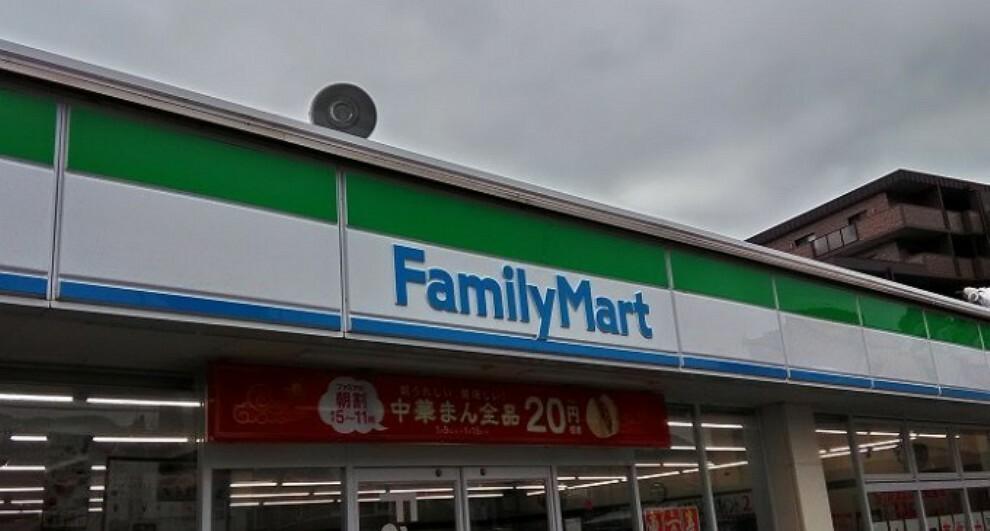 コンビニ 【コンビニエンスストア】ファミリーマート 奈良中山町店まで842m
