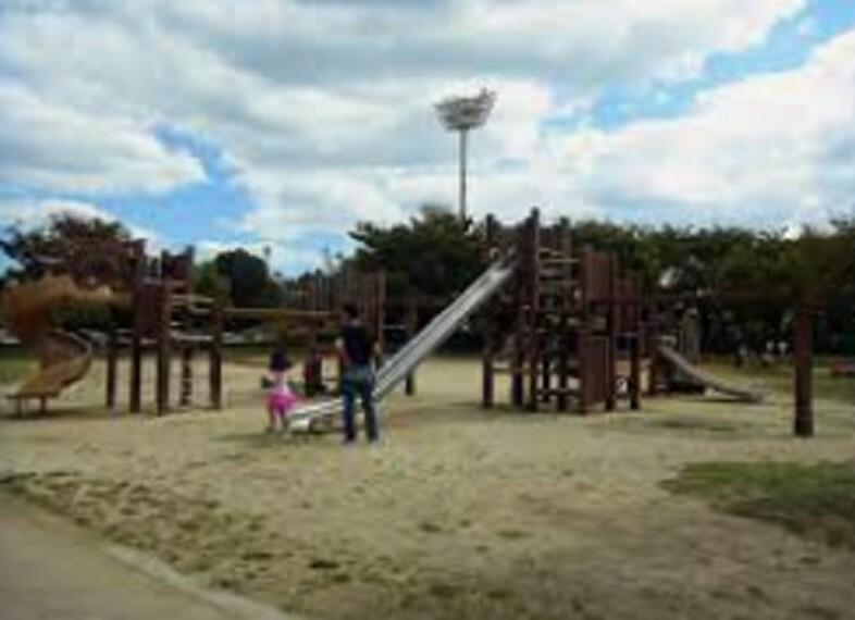 公園 【公園】小田南公園まで553m