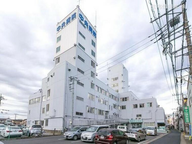 岩槻中央病院 距離1370m
