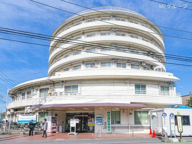 病院 新座志木中央総合病院