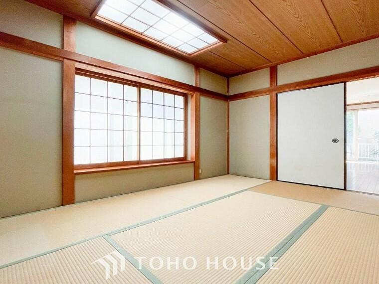 寝室 来客時や一息つきたいときなどに利用できる用途多様な空間です。