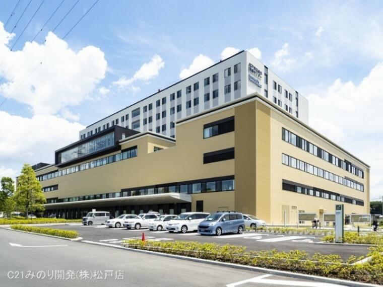病院 松戸市立総合医療センター