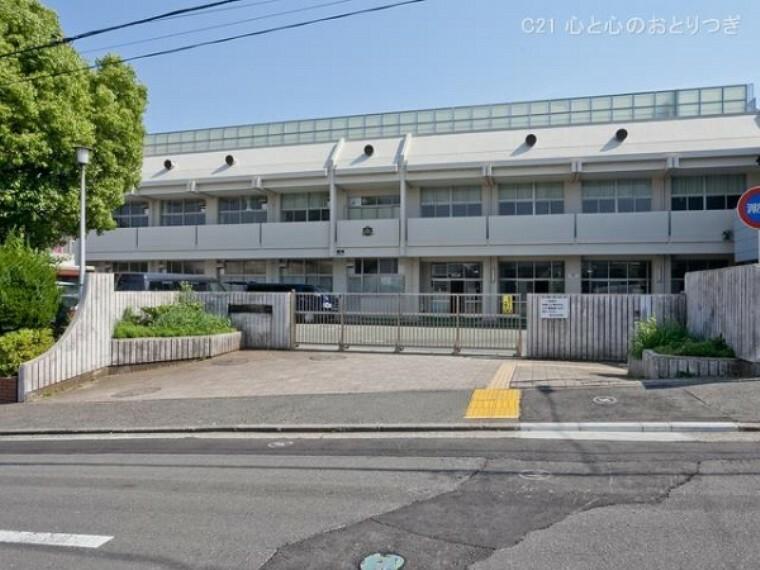 中学校 横浜市立緑が丘中学校
