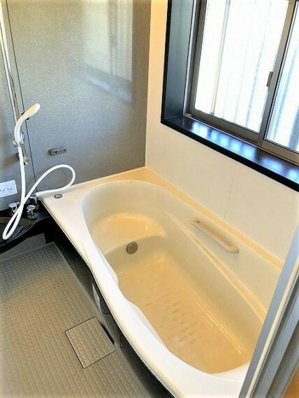 浴室 一日の疲れを癒す浴室。