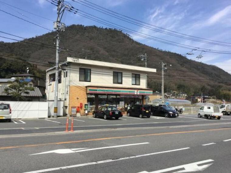 コンビニ セブンイレブン 広島福田店