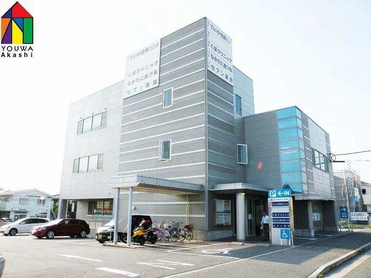 病院 【小児科】てい小児科クリニックまで2111m