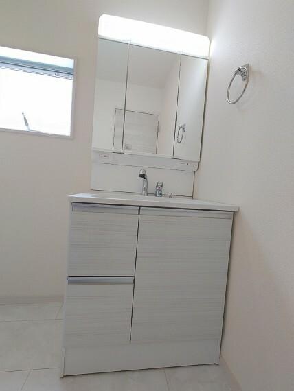 同仕様写真(内観) 同社施工例シャワー付き洗面台