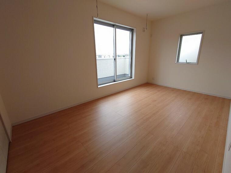 同仕様写真(内観) 同社施工例収納付き居室