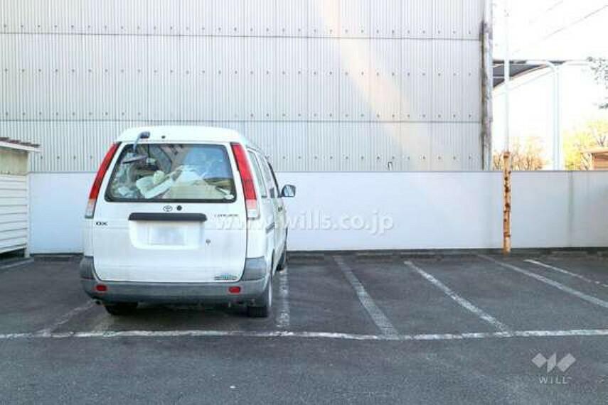 駐車場 敷地内駐車場(屋外平面式)