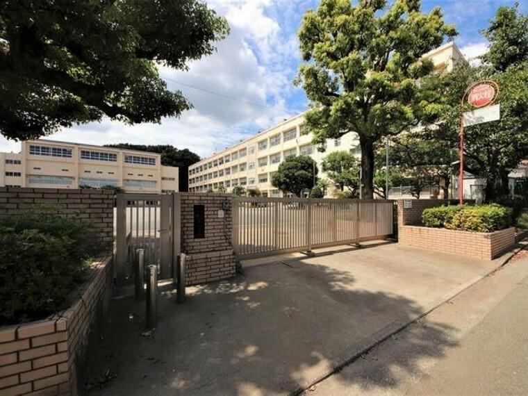 小学校 横浜市立新井小学校